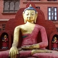 印度佛陀八大聖地朝聖