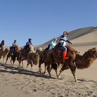 中國崑崙山絲路之旅